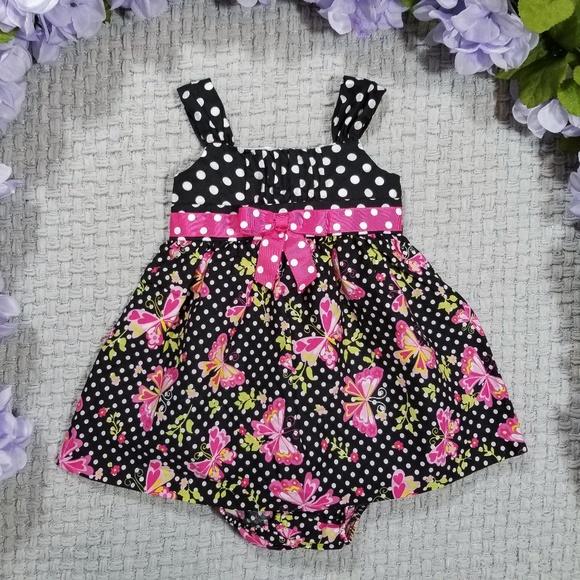 Jessica Ann Other - 2/$20 Jessica Ann 2 pc butterfly Summer dress set